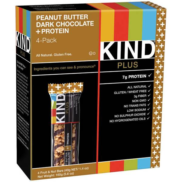 Peanut Butter Dark Chocolate + Protein Bars