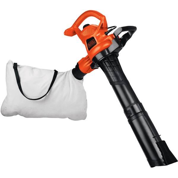 12 Amp Leaf Blower & Vacuum