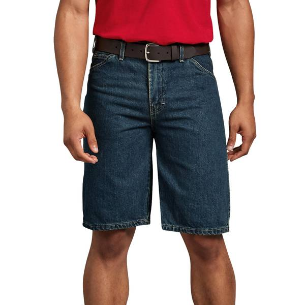 Men's  6 Pocket Denim Shorts