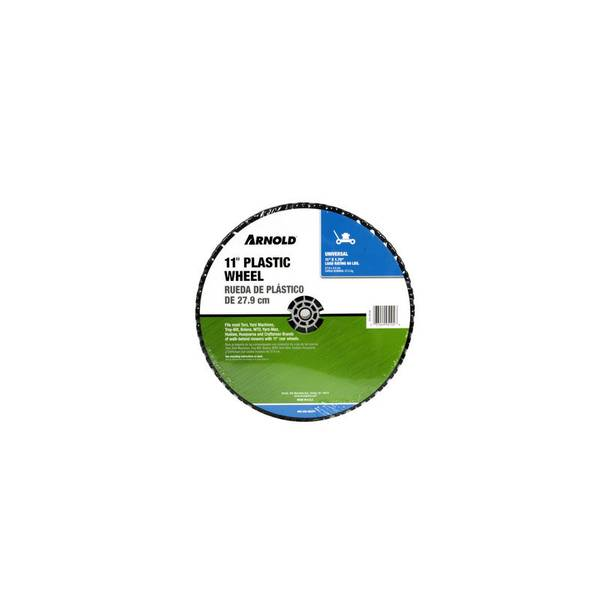 Universal Plastic Walk Behind Lawn Mower Wheel
