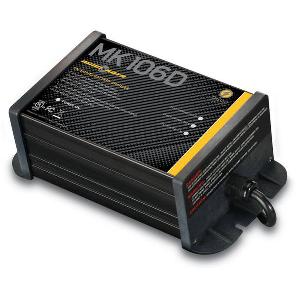 Digital On - Board Marine Charger