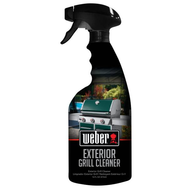 Exterior Grill Cleaner 16 Ounce