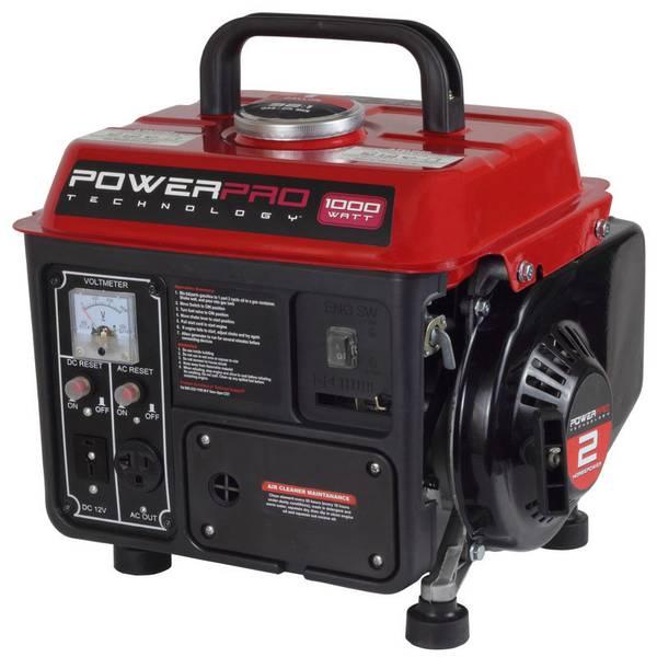 900W 1000W 2 Stroke Portable Generator