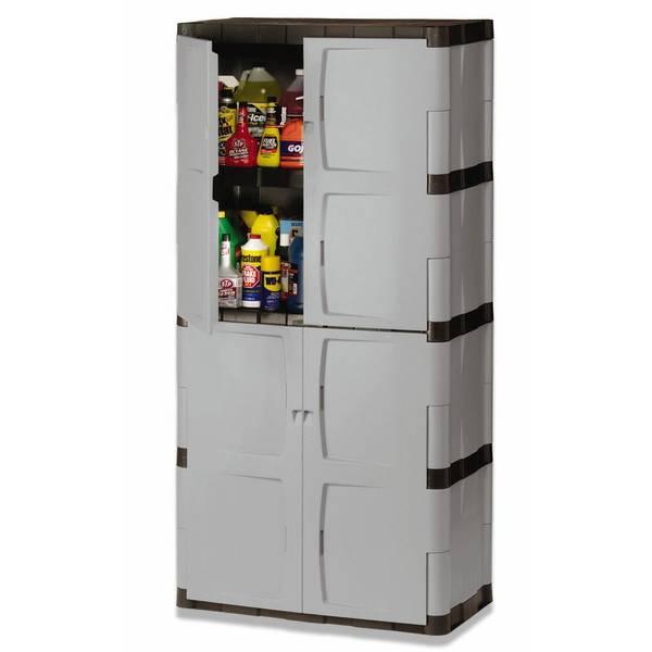 Rubbermaid Full Double Door Cabinet