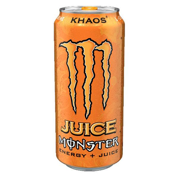 Khaos Energy + Juice