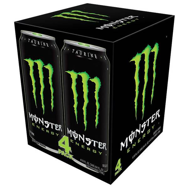 Energy - 4 Pack