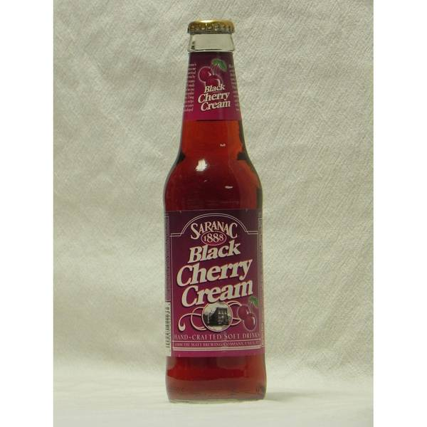 Black Cherry Cream Soda