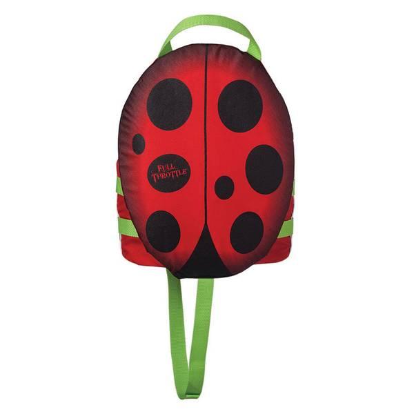Child's Lady Bug Life Jacket