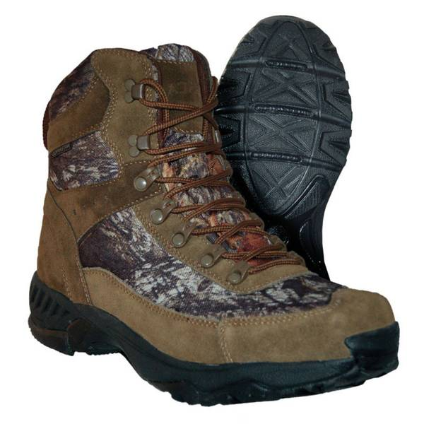 Boys' Camouflage H20 Guardian Hiking Boots