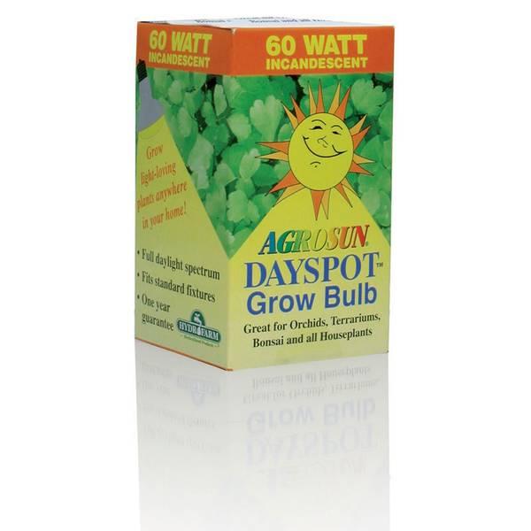 Agrosun Dayspot Incandescent Bulb, 60W