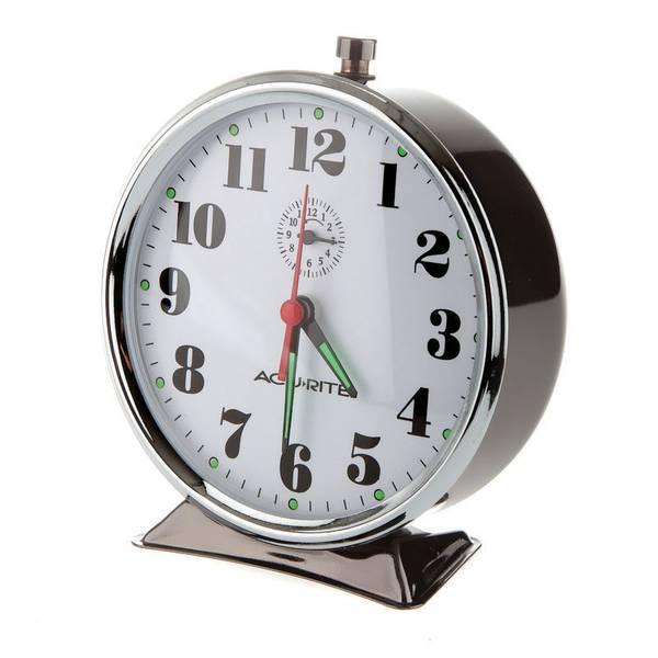 Superbell Vintage Alarm Clock