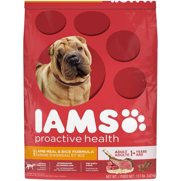 ProActive Health Lamb Meal & Rice Formula Dog Food