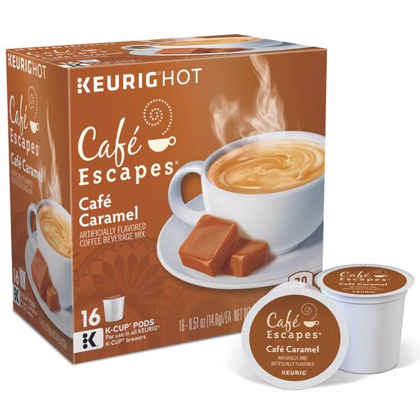 Cafe Caramel K - Cups