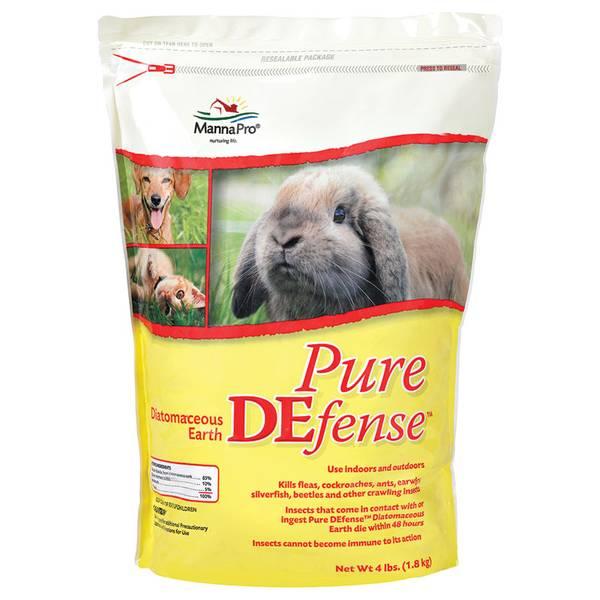 Pure DEfense Diatomaceous Earth