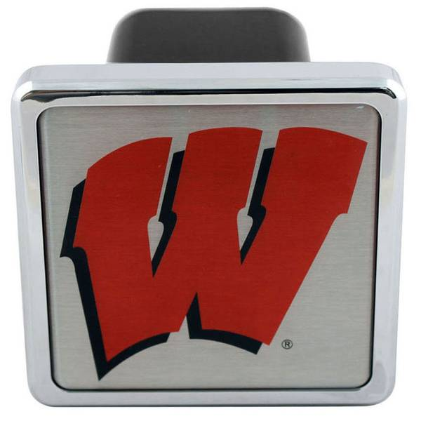 University of Wisconsin Hitch Cover