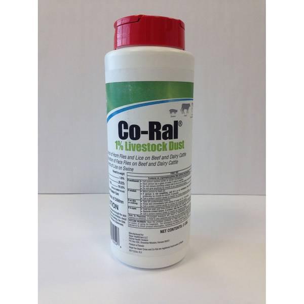 Coumaphos 1% Cattle Dust