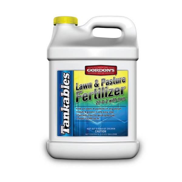 Tankables 27-0-2 Lawn & Pasture Fertilizer
