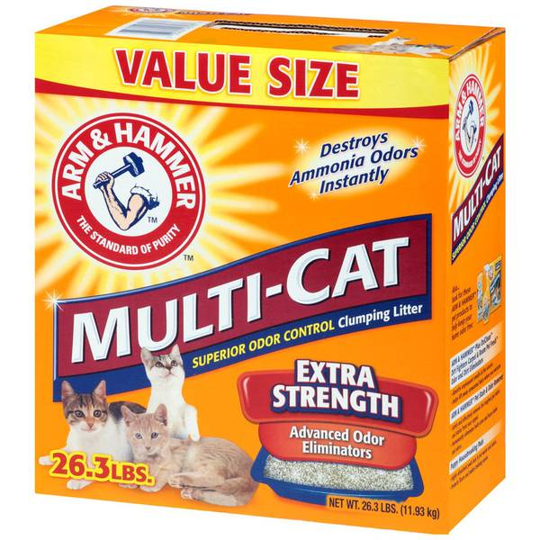 MultiCat Clumping Litter