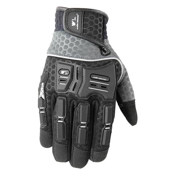 Men's Synthetic Leather Glove