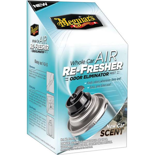 Air Refreshers New Car