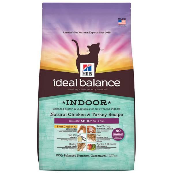 Indoor Cat Food Natural Balance