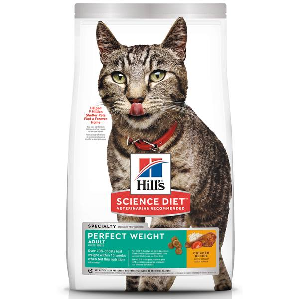 Perfect Weight Adult Cat Food