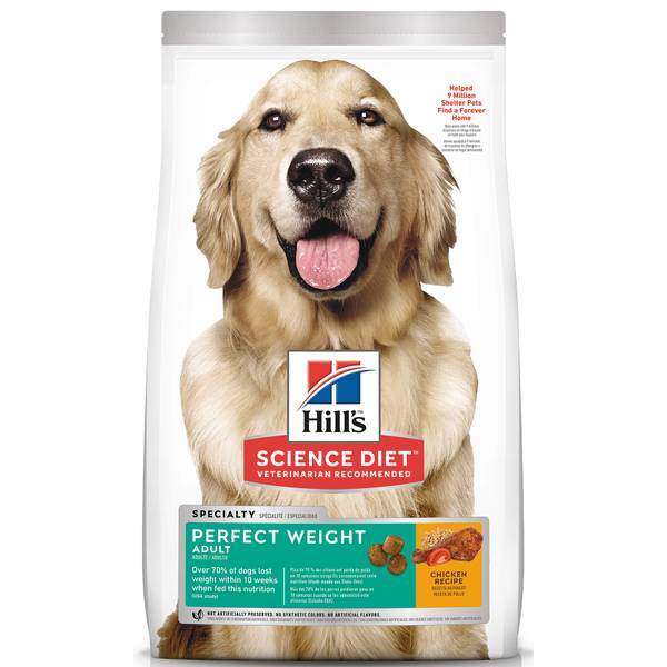 Perfect Weight Adult Dog Food