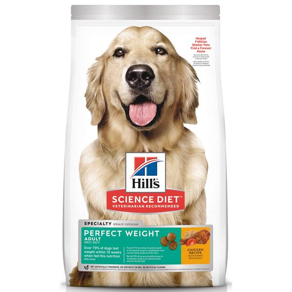 15 lb Perfect Weight Adult Dog Food