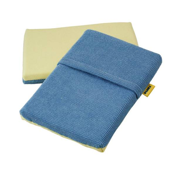 Two Sided Microfiber Defog Sponge