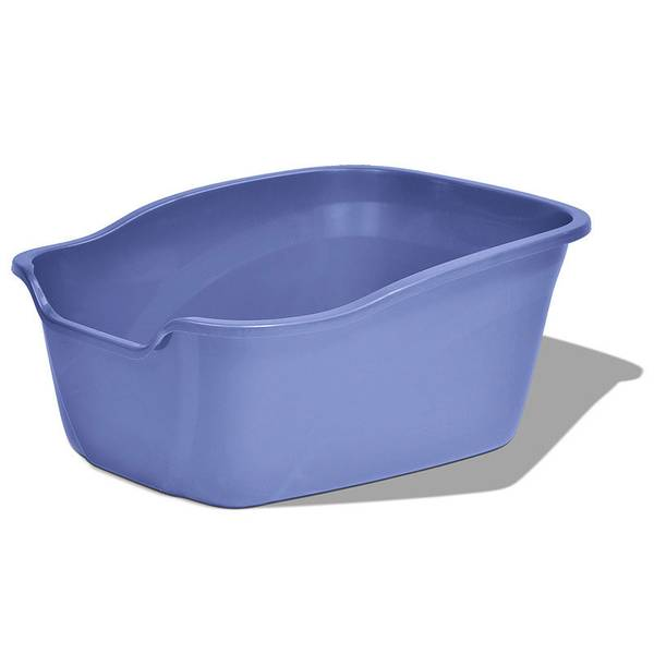 High Sides Large Litter Box