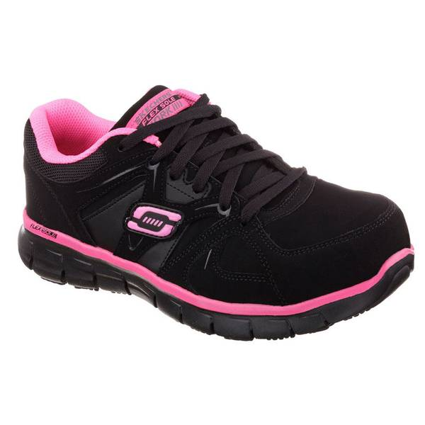 Women's Sandlot Alloy Toe Work Shoe
