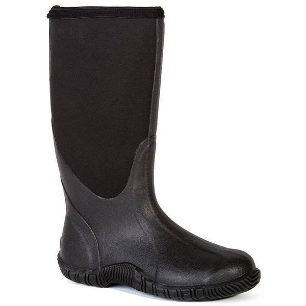 """Men's 15"""" Stretch Top Waterproof Pull On Boot"""