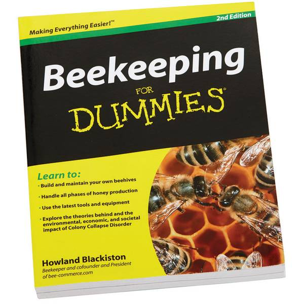 Beekeeping for Dummies, 2nd Edition