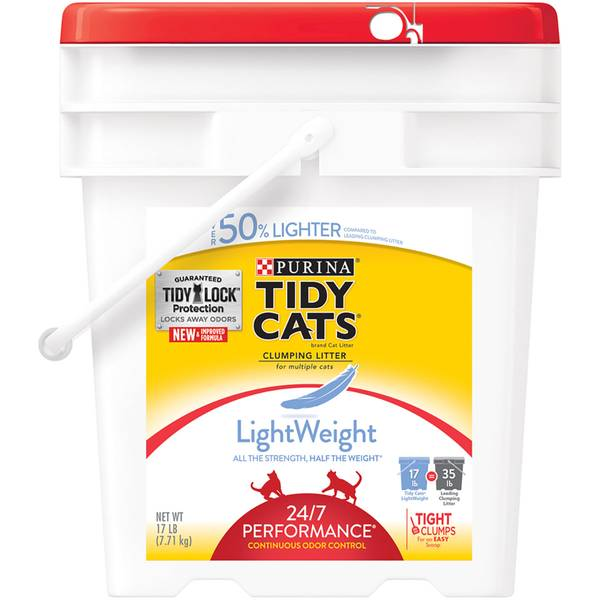 tidy cat litter tidy cats light weight litter 10647