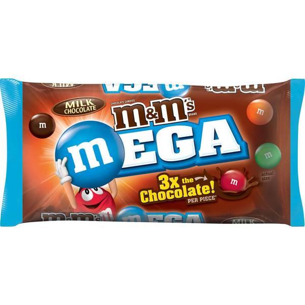 Mega Milk Chocolate