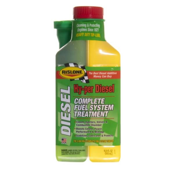 Diesel Complete Fuel System Treatment