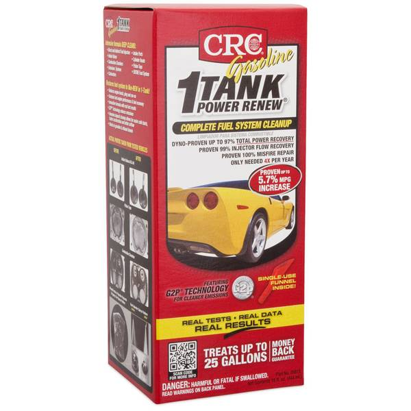 1 Tank Gasoline Renew
