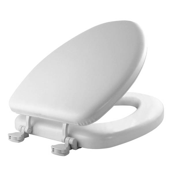 Mayfair Elongated Cushioned Toilet Seat