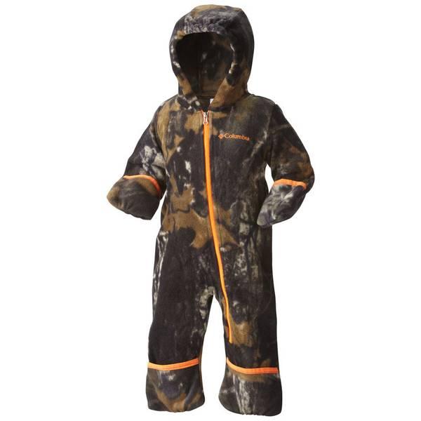 Baby Boy's Timberwolf Snowtop II Bunting