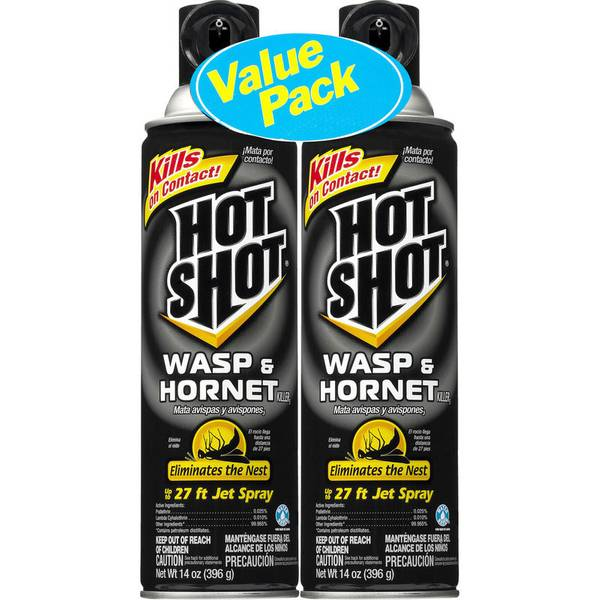 Wasp & Hornet Twin Pack