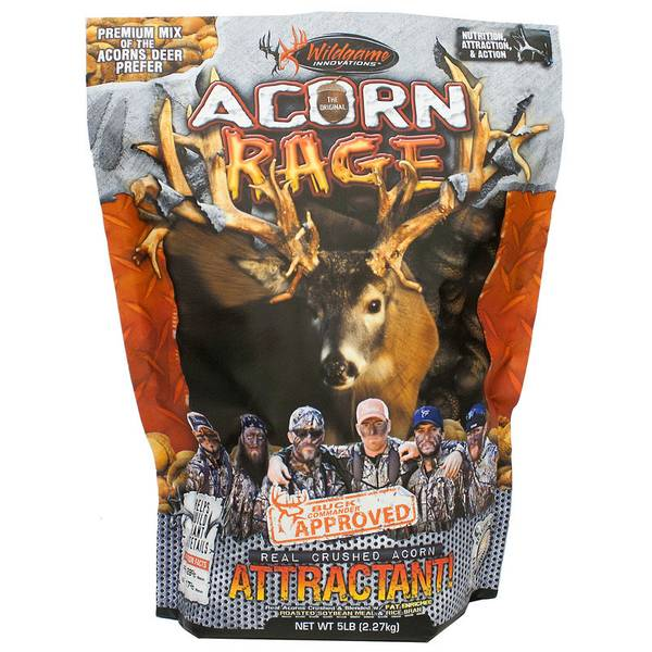 Wildgame Innovations 5 lb Acorn Rage Deer Attractant