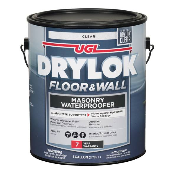 1 Gallon Clear Masonry Waterproofer