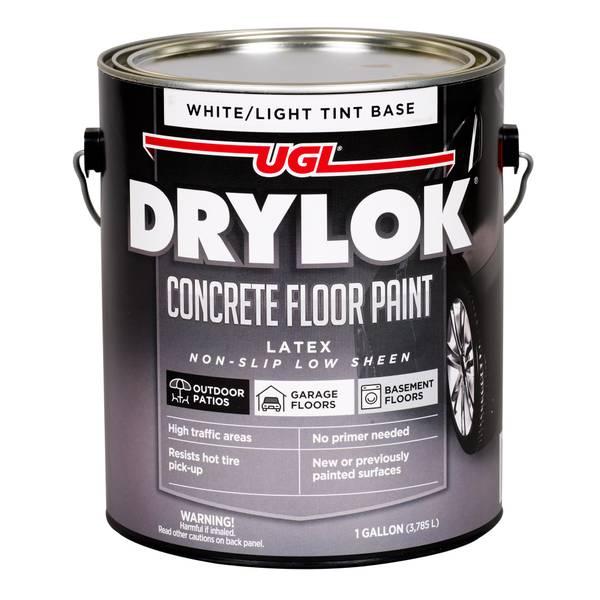 Latex Concrete Floor Paint