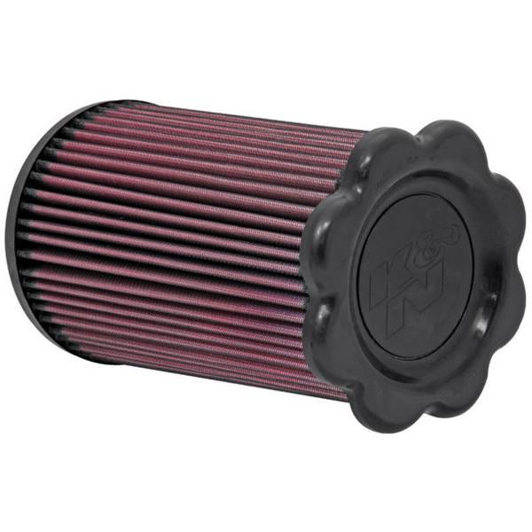 Lawn Mower Round Air Cleaner : K n high performance round air filter