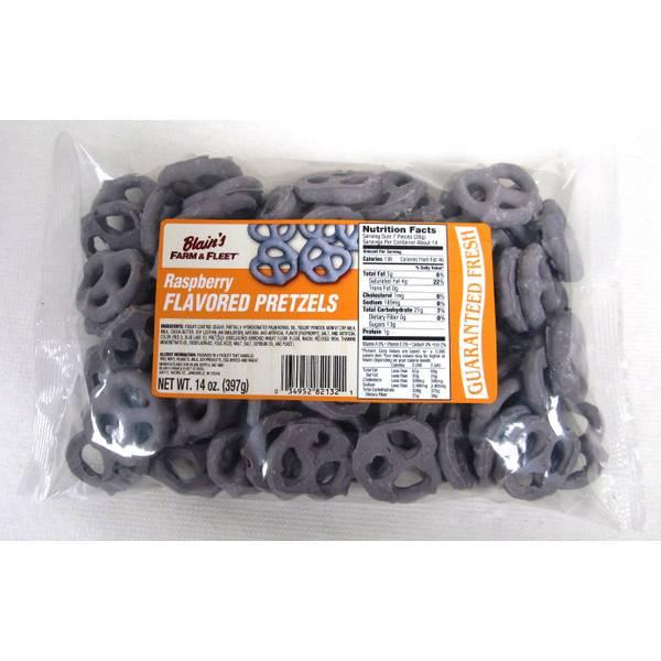 14 oz Raspberry Pretzels