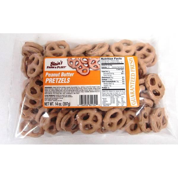 14 oz Peanut Butter Pretzels
