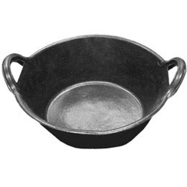 Rubber Pan With Handles