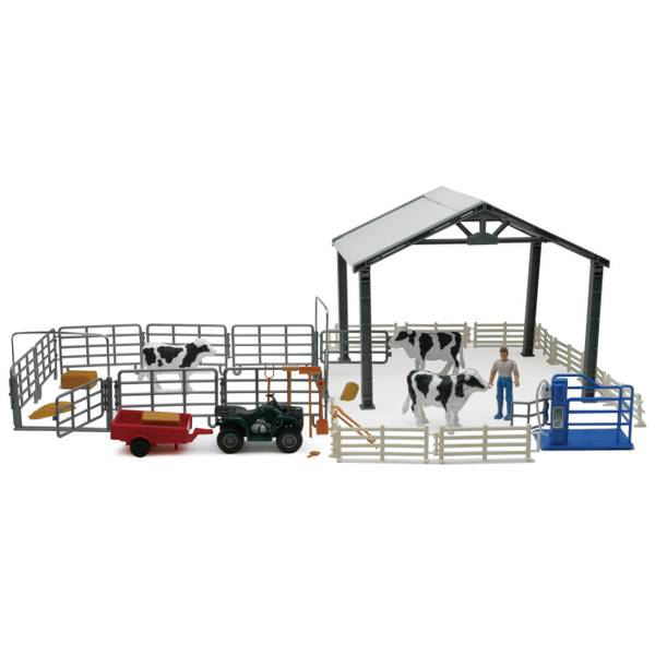 Dairy Farm Life Playset