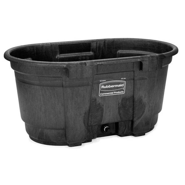 Rubbermaid Commercial Products Structural Foam Stock Tank