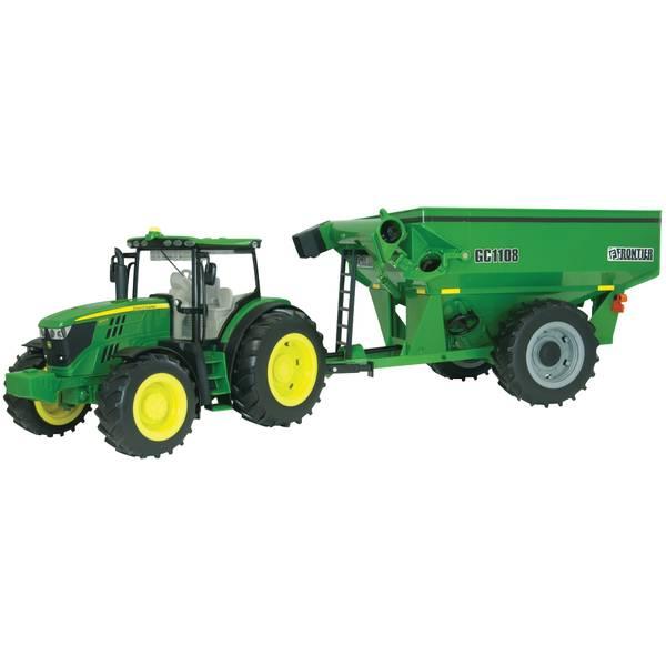 1:16 Big Farm Tractor & Grain Cart